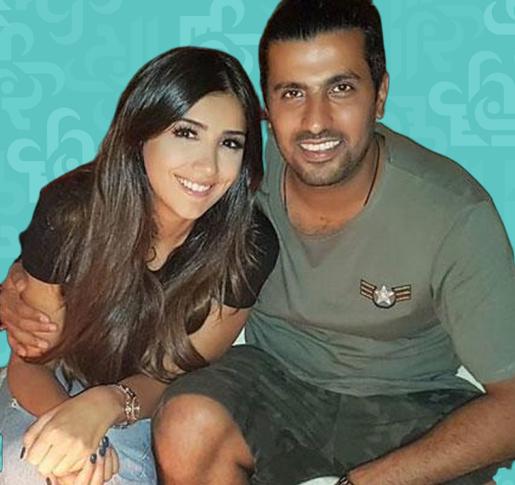 محمد سامي يحتفل بذكرى زواجه وماذا قال لزوجته؟ - صورة