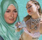 الممثلة الاباحية مُحترمة في الغرب، والفنانة العربية بلا شرف!