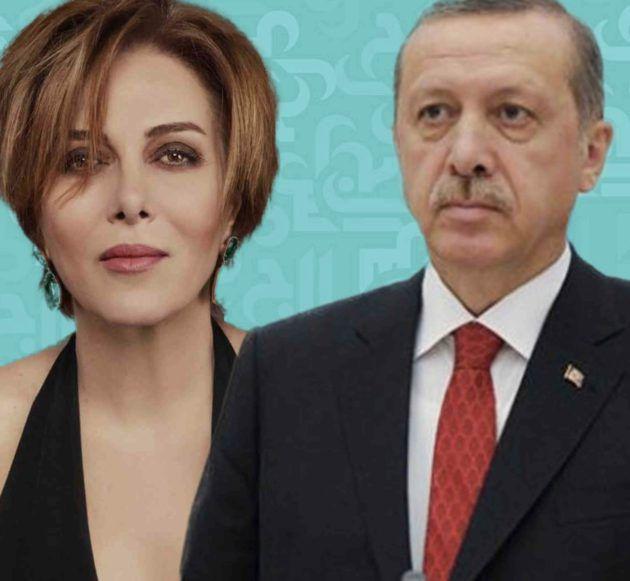 أردوغان يسجن فنانة تركية غنت له! - صورة