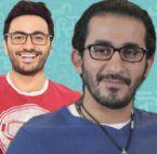 تامر حسني وأحمد حلمي بفيلم مشترك، ما قاله الكاتب؟ - صورة