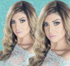 رانيا فريد شوقي وابنا شقيقتها