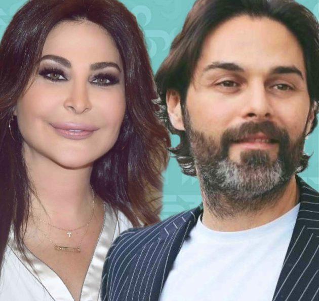 السوريون شتموا شرف إليسا وشككوا برجولة الممثل اللبناني، واللواط والاباحية!