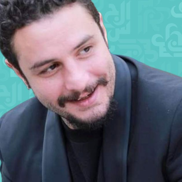 أحمد الفيشاوي ملطخ بالدماء - صورة