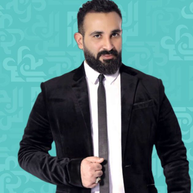 أحمد سعد حلق شعر ظهره - صورة