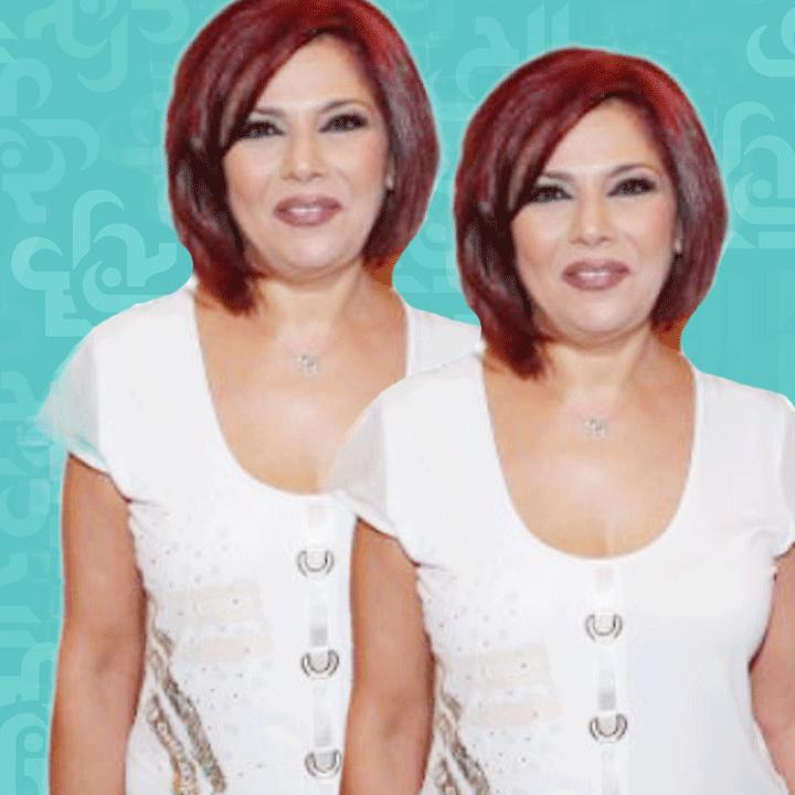 الجزائري 5 - سامية الجزائري تلتقي بشقيقتها صباح الجزائري لأول مرة