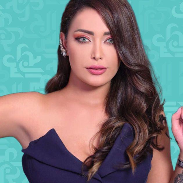 كاميليا ورد بجسد مصقول وهتافات اللبنانيين - صور