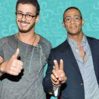 محمد رمضان وسعد لمجرد يتصدران