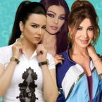 صفاء سلطان تقلد نانسي عجرم وهيفا وهبي - فيديو