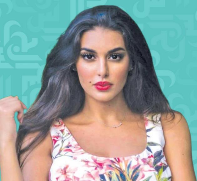 ياسمين صبري في قائمة أجمل 100 امرأة عربية