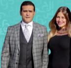 منة حسين فهمي بأحدث سلفي مع زوجها - صورة