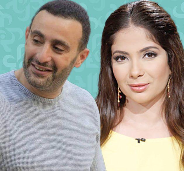 أحمد السقا: يحبونني مع منى زكي!