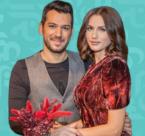 الصورة الأولى للتركي مراد مع زوجته بعد اجهاضها