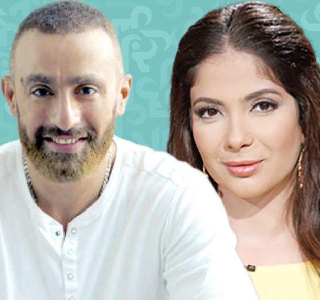 أحمد السقا ومنى زكي سويًا من جديد! - صورة