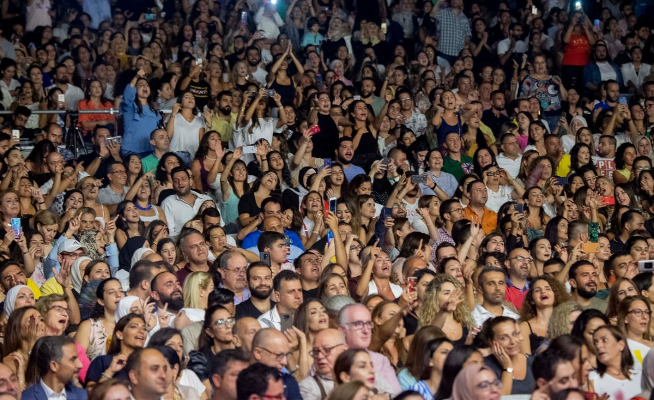 جمهور وائل تخطى الـ 5000 آلاف