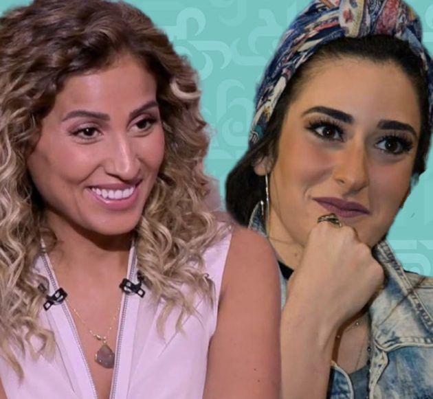 أمينة خليل: دينا الشربيني الأفضل وستصبح الأولى!