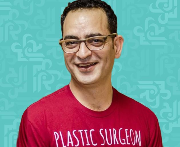 دكتور طليع الأحمدية بوتوكس كامل للوجه مع تحسين شكل الأنف الذي يحتاج لعملية