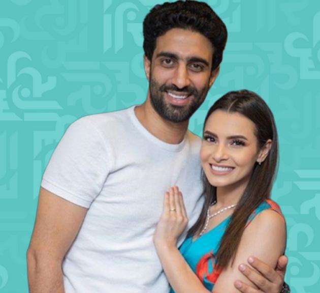 كارمن سليمان مع زوجها كيف يحبها؟ - صورة