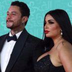 انفصال أحمد الفيشاوي عن زوجته؟