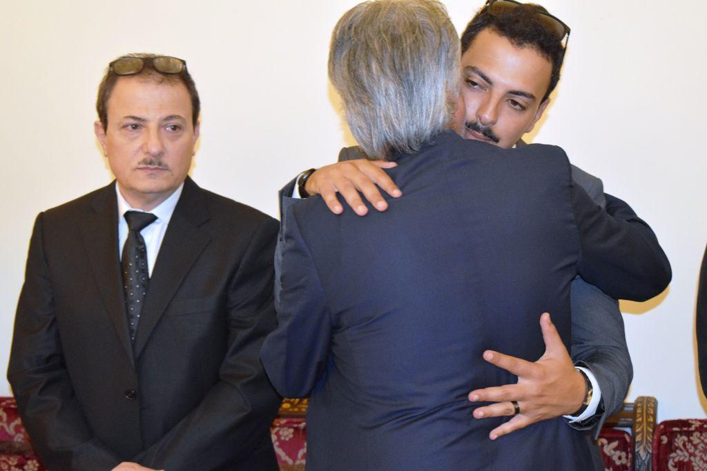 ريان الأحمدية ابن سمر يتقبل العازي