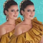 شام الذهبي تعاني مثل والدتها أصالة نصري وتعترف - صور