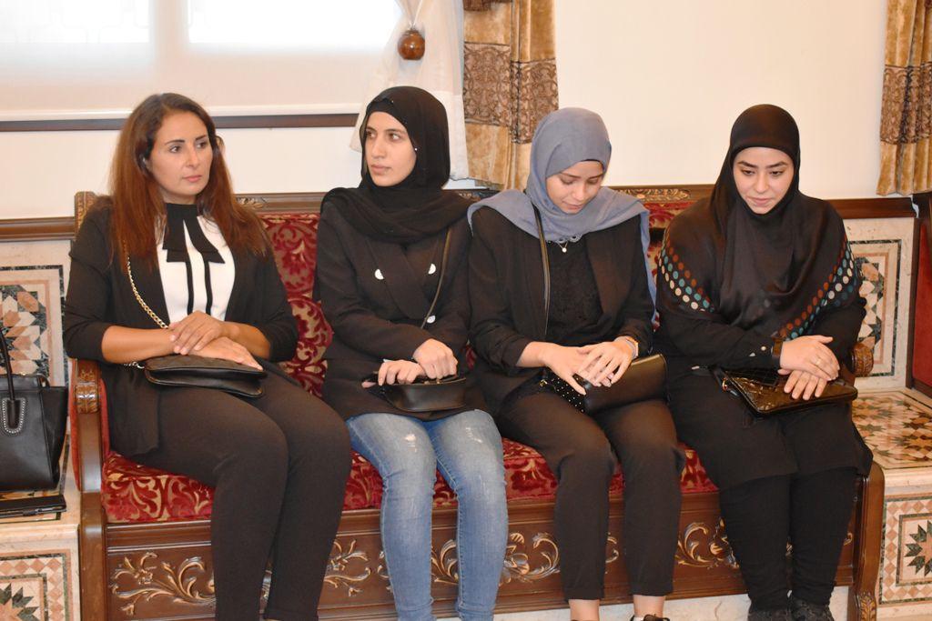 طالبات سمر الأحمدية
