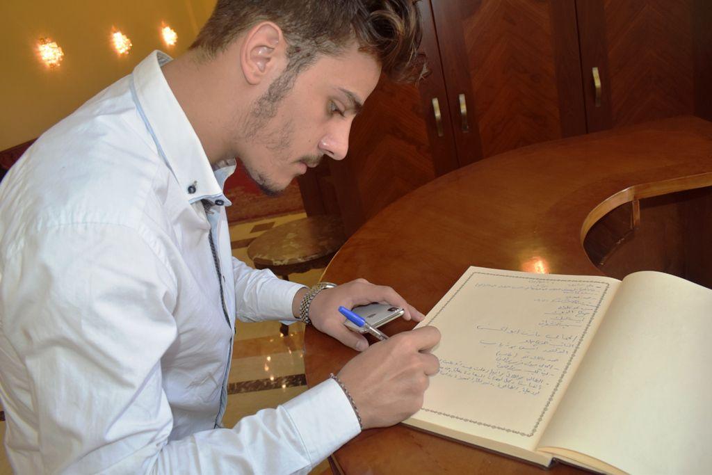 طالب سمر الأحمدية يكتب لروحها