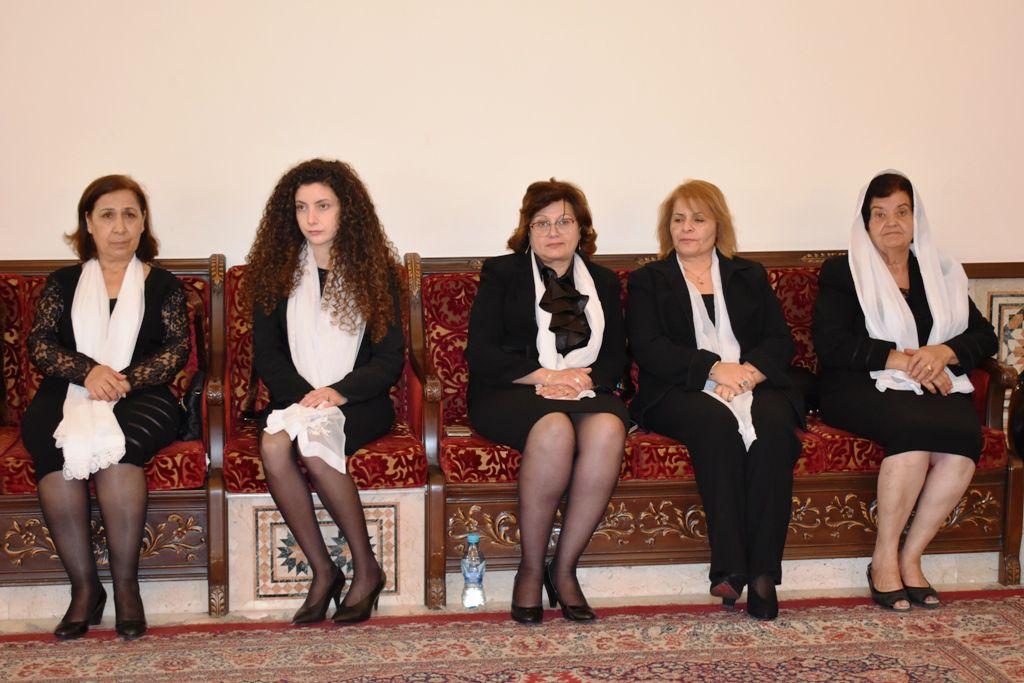 عائلة سمر شيا وأقاربها
