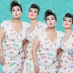 فيفي عبدو وسمية الخشاب ترقصان الشرقي - فيديو