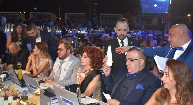 لجنة تحكيم ملك جمال لبنان