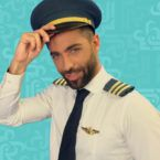 محمد قيس مكرمًا في مصر - صور