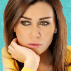 نادين الراسي تنام في الشارع - صورة