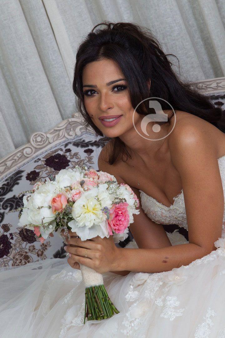 نادين نجيم تزوجت في العام 2012