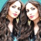 نسرين طافش راقصة تعري وسما المصري تعانقه بحرارة - صور