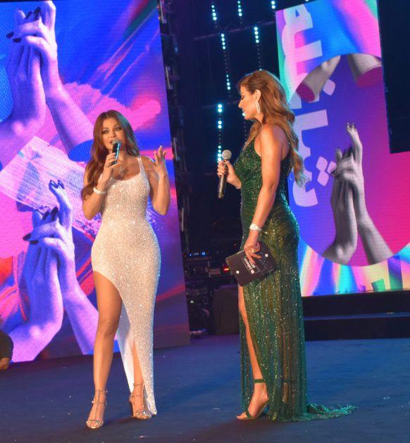 هيفا وهبي تحدثت عن الجمال اللبناني
