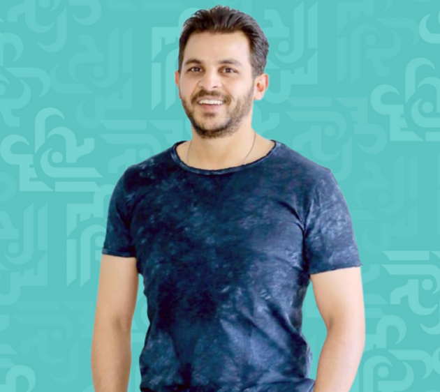 محمد رشاد ينتهي من تصوير دلع