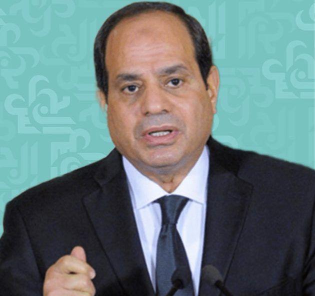 الرئيس الجزائري يتعهد وعبد الفتاح السيسي يهنئه - وثيقة