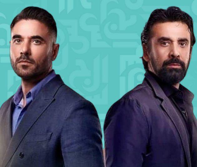 أحمد عز وكريم عبد العزيز يجتمعان لأول مرة - صورة
