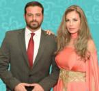 نيكول سابا وابنتها تحتفلان بعيد يوسف الخال - فيديو