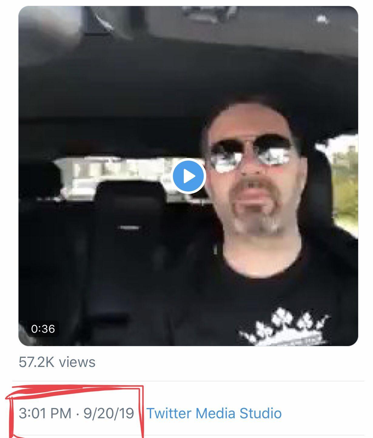 اريخ ولحظة نشر فيديو وائل جسار