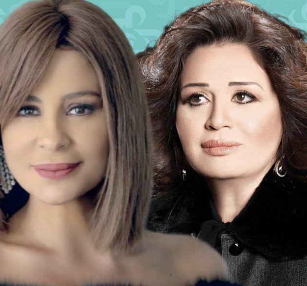 إلهام شاهين تزور بيروت وتدعم كارول سماحة! - صورة