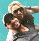محمد رشاد ومي حلمي ينتظران مولودهما الأول - فيديو