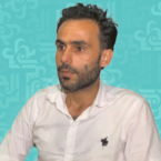 سوري في لبنان يبكي خطفوا زوجته وسوريون متورطون ويروي الحكاية للجرس - صور فيديو