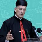 البطريرك الراعي: الكنيسة إلى جانب الشعب