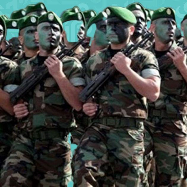 تجمع عشرات المتظاهرين في محيط قصر بعبدا - فيديو