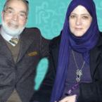 ابنة حسن يوسف وشمس البارودي تطل لأول مرة - صورة