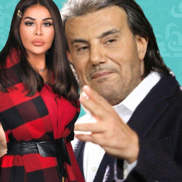 سمير صفير اعتدى على لبنان وأحلام مسحت به الأرض- صورة
