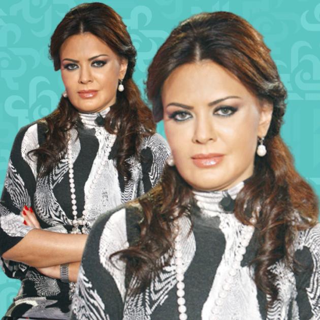 سامية طرابلسي تشكو من السمنة وكارمن تمجد بـ عابد فهد - صور