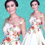 نادين الراسي ترقص مع شقيقها وخطيبها - فيديو