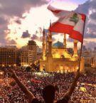 كندة علوش قلبها على لبنان