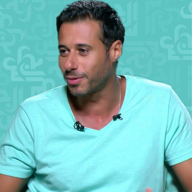 احمد السعدني يستعد لمسلسله ودينا الشربيني؟ - صورة